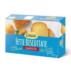 Грінки Fette Biscottate CLASSICHE colussi 645г