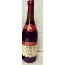 Вино Lambrusco Colombara Dell`Emilia Amabile Rosso 0.75л
