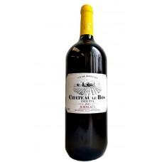 Вино Біле напів сухе Bourdeux Chateau le Bos  12% 1.5L