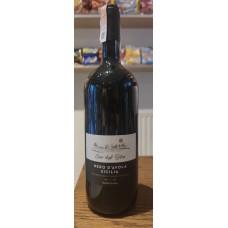 Вино красное сухое NERO D'AVOLA SiCILIA Casa degli olmi 1.5 л