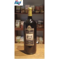 Вино красное  сухое  Cabernet Sauvignon il feudale  1.5 л