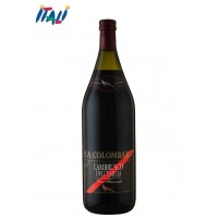 Вино СУХЕ Lambrusco Colombara Dell`Emilia SECCO  Rosso 1.5л