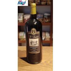Вино красное  сухое Montepulciano D'Abruzzo il feudale  1.5 л