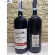 Вино красное сухое Montepulciano D`Abruzzo Casa degli olmi 1.5 л