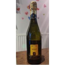 Вино біле ігристе FRAGOLINO VINORO MANGO 0,75л