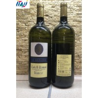Вино белое сухое  Le Molere Castelli Romani 1,5л 11.5%