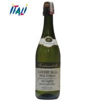Вино игристое Fontanabella  Lambrusco dell 'Emilia белое полусладкое 0,75 л.