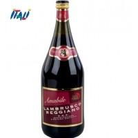 "Вино игристое ""Luna Rosa Lambrusco Reggiano Amabile"" 1.5 l"
