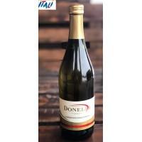 Игристое вино donelli 1915 lambrusco bianco  0.75l