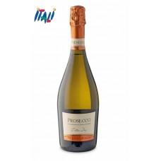 Игристое вино Duca del Poggio Prosecco Extra Dry DOC 0.75 л