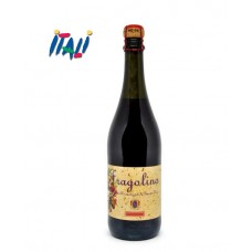 Вино игристое Morando Fragolino красное 7.5% 0.75л • 750 мл