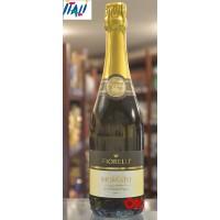Шампанское Fiorelli Moscato Spumante Dolce VSQA объем 0.75 л