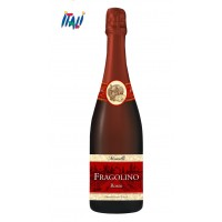 Вино Monelli Fragolino Rosso красное сладкое 0.75 л 7%