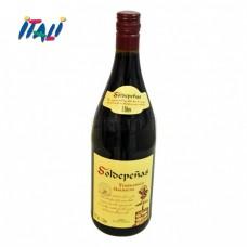 Вино красное сухое  SOLDEPEÑAS 1L.