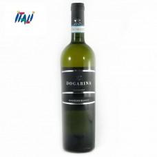 Вино белое Dogarina Manzoni bianco DOC 12,5% 0,75 л