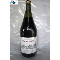 Вино красное Cabernet Santilario  1.5л 11%