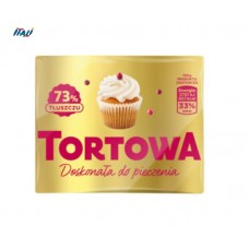 Маргарин Tortowa, 73% жиру, 250 г