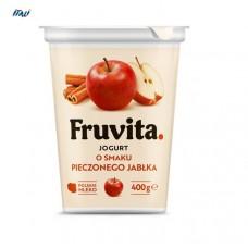 Йогурт Fruvita 400 г печене яблуко