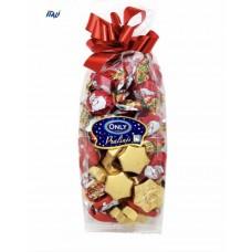 НР Цукерки Christmas mix, молочний шоколад, пакет 500г