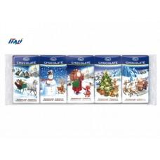НР Молочні шоколадки Christmas 5*15г