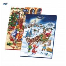 НР Різдвяний календар СИНІ, 75г