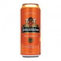 Пиво Feldschlösschen Pale Wheat  ж/б 0,5л