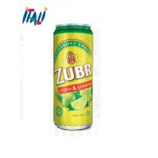 ПИВО МІКС ZUBR YUZU & LIMETA 0.5 л