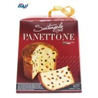 Панеттоне Santangelo PANETTONE tradizionale классический 500 г
