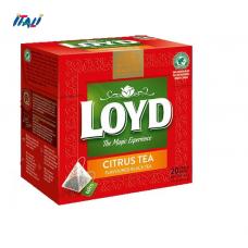 Чай чорний Citrus з цитрусовим смаком, 34г (20пак.)
