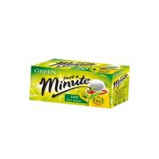 Чай зелений Minutka в пакетиках, 140г