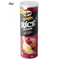 Чіпси PRINGLES RICE INFUSIONS Malaysian curry, 160г