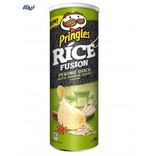 Чіпси PRINGLES RICE INFUSIONS Pecking duck, 160г