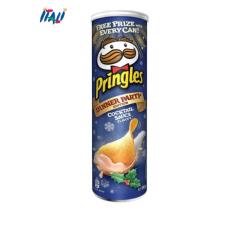 Чіпси Pringles Dinner Party Cocktail Sauce, зі смаком коктейльної соусу, 200г