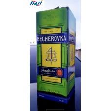 Becherovka  тетрапаке 2л