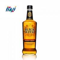 Виски Black Velvet Caramel (Блэк Вельвет Карамель) 1L.