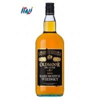 Шотландский виски Oldmoor De Luxe 1.5л