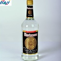 Текила Montezuma Silver (Монтезума Сильвер) 1 литр  (Стекло)