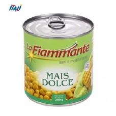 Кукурудза консервована La FIAMMANTE Mais Dolce 340 г