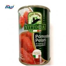 Помідори цілі Vittoria Pellati di Pomodoro, ж/б, 400
