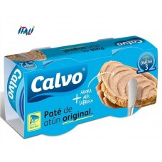 Рибний паштет CALVO CLASSIC 2х75 г