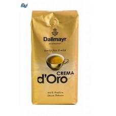 """Кофе в зернах Dallmayr """"Crema d'Oro"""" 1kg"""