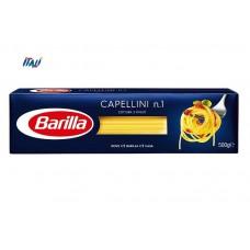 Макарони BARILLA 1 CAPELLINI, 500г