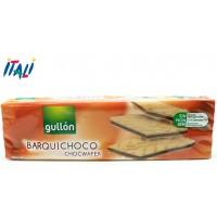 Вафли Gullon Barquichoco шоколадные 150г