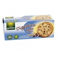Печенье GULLON Digestive, овсяное с шоколадными крошками, 425 г