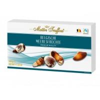 Цукерки Maitre Truffout, sea shells BLUE, праліне, 500г
