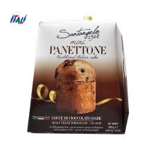Паска SANTANGELO Mini Panettone Cioccolato 100 г.