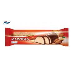 Батончик Maitre Truffout, MARZIPAN, з чорним шоколадом, 100г
