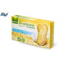 Печенье GULLON  без сахара, сэндвич с йогуртом Diet Nature, 220 г