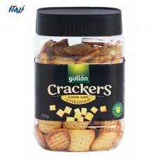 Печенье GULLON  Crackers крекер с сыром Чеддер, 250 г