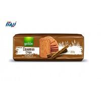 Печенье Gullon Cinnamon Crips с корицей, 235 г